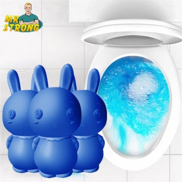 Кролик для очистки и дезодорирования туалета от MR.STRONG