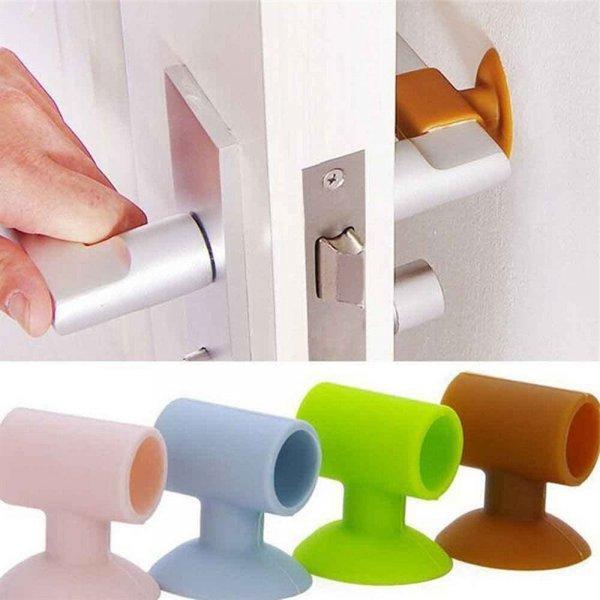 Ограничитель на ручку двери (4 цвета)