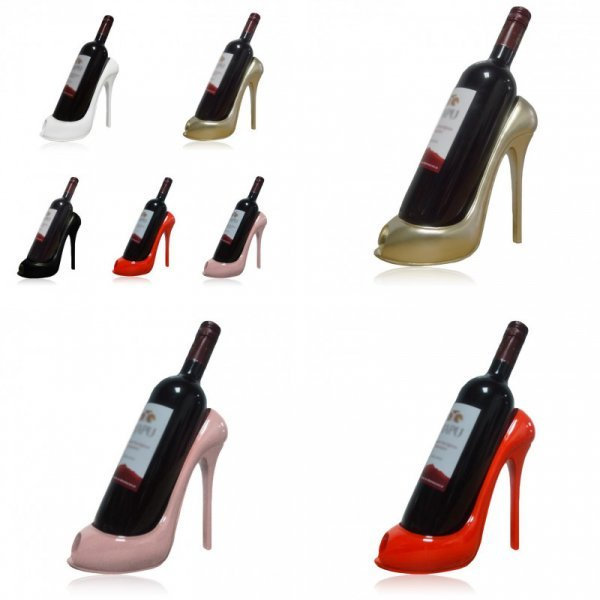 Держатель для бутылки вина (4 цвета)