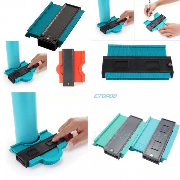 Лекало для сложных спилов от ETOPOO (125 мм)