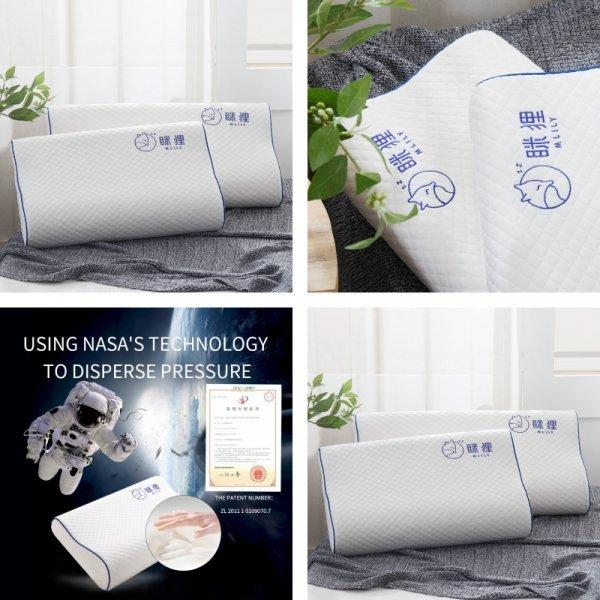 Ортопедическая подушка  MLILY (3 размера)