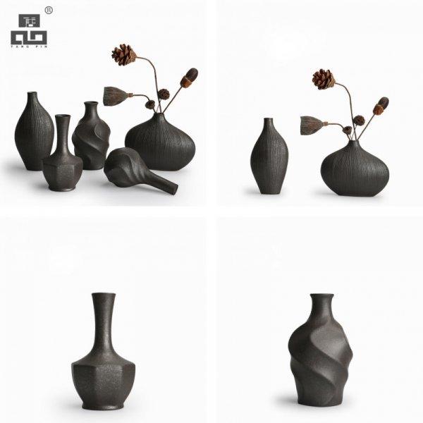 Миниатюрные вазы от TANGPIN (5 видов, 5 цветов)