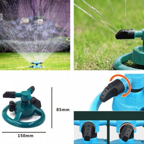 Спринклер для полива газона