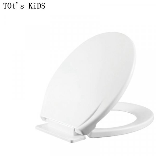 Сиденье на унитаз с микролифтом TOt's KiDS (355*420 мм)