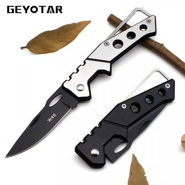 Складной нож на все случаи жизни GEYOTAR