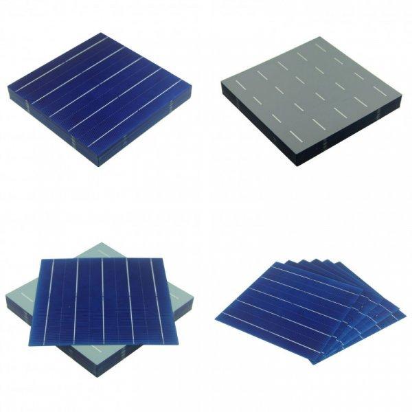 Комплект батарей солнечных Vikocell, 10 шт. (4,5 Вт, 0,5 В)
