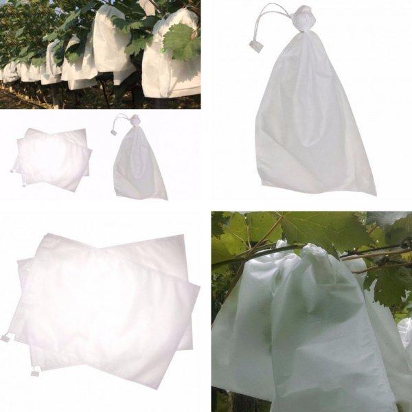 Мешки для защиты плодов от птиц и насекомых (100 шт, 4 размера)