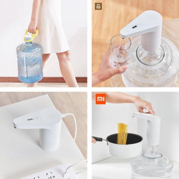 Автоматическая помпа для подачи воды