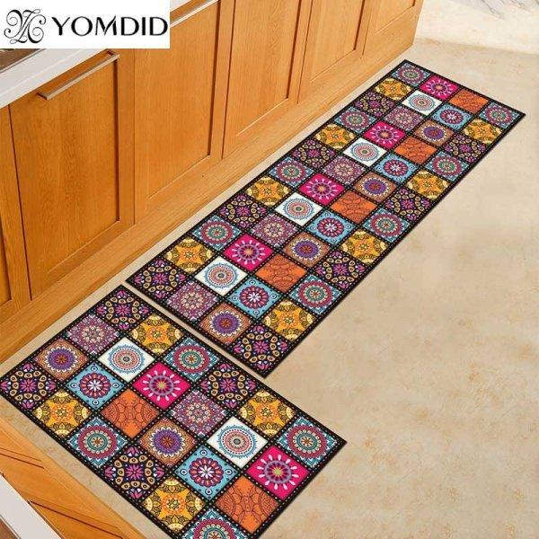Универсальные ПВХ коврики от YOMDID