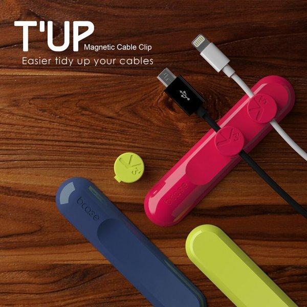 Магнитный держатель для usb-кабеля Bcase (4 цвета)