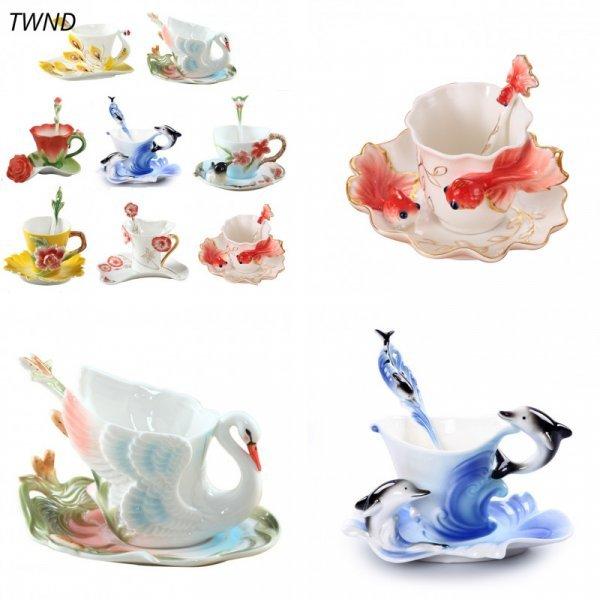 Роскошный набор на 1 персону от TWND (7 видов, 5 цветов)