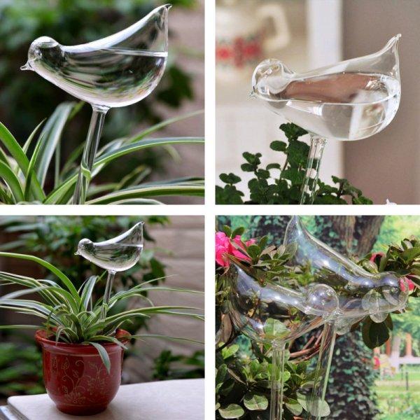 Устройство для самополива цветов «Птица»