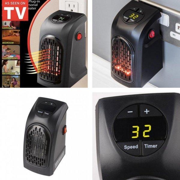 Настенный тепловой вентилятор