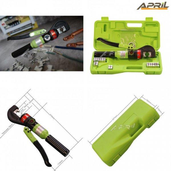 Гидравлический обжимной инструмент от APRIL
