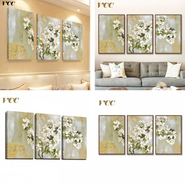 Оригинальная качественная серия из трех картин VCC
