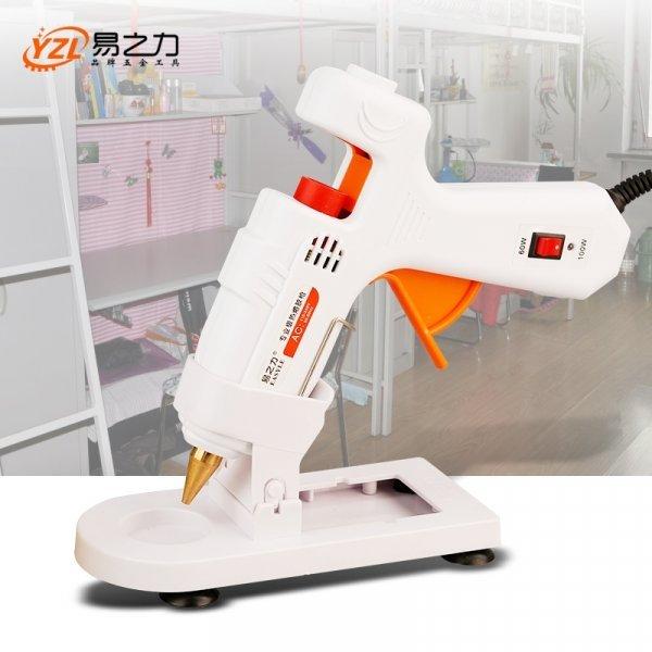 Профессиональный пистолет для термоклея с платформой (30 Вт, 40 Вт, 80 Вт, 100 Вт, переключатель температур)