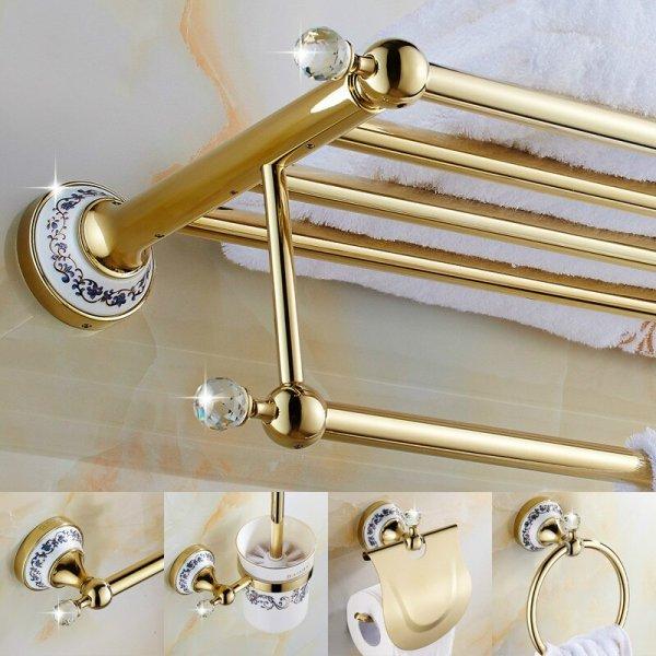 Аксессуары для ванной комнаты от AUSWIND