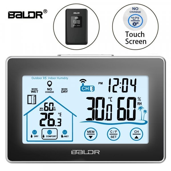 Беспроводная метеостанция Baldr