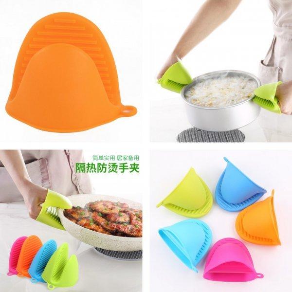 Силиконовая рукавичка для горячего PREUP (5 цветов)