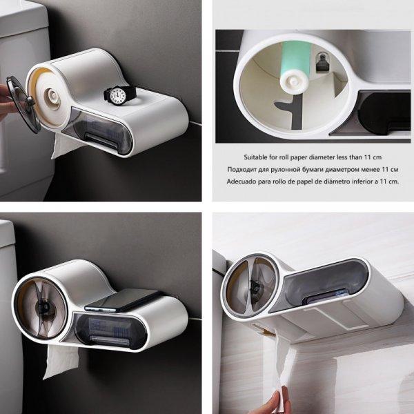 Диспенсер для туалетной бумаги Baffec