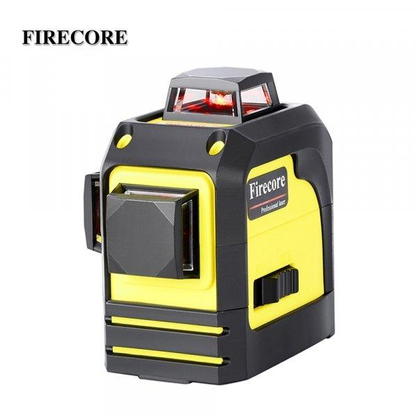 Отличный лазерный уровень FIRECORE (12 линий)