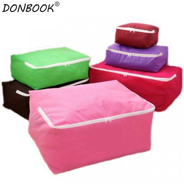 Текстильные мешочки для хранения одежды от DONBOOK (6 размеров)