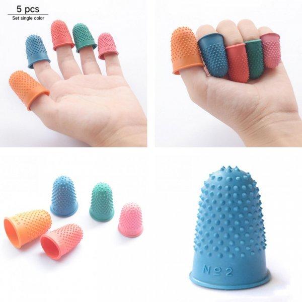 Прочный наперсток на пальцы HOUSEEN (5 шт)