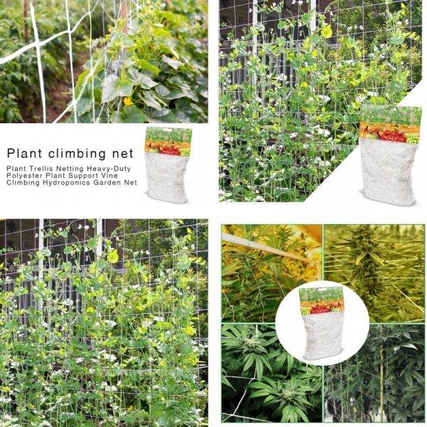 Сетка для поддержки растений от (4 размера)