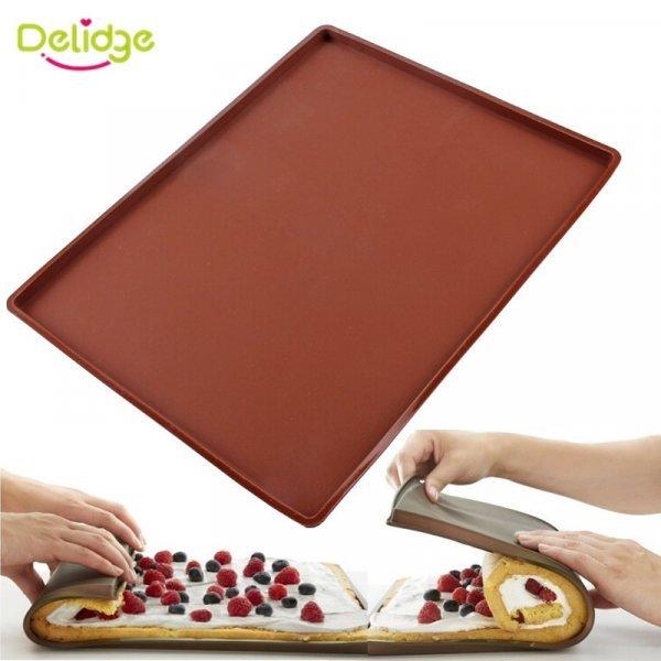 Антипригарный коврик для духовки от DELIDGE (2 размера)