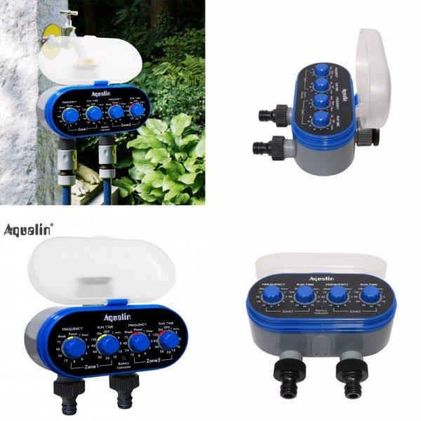 Садовый таймер для автополива Aqualin
