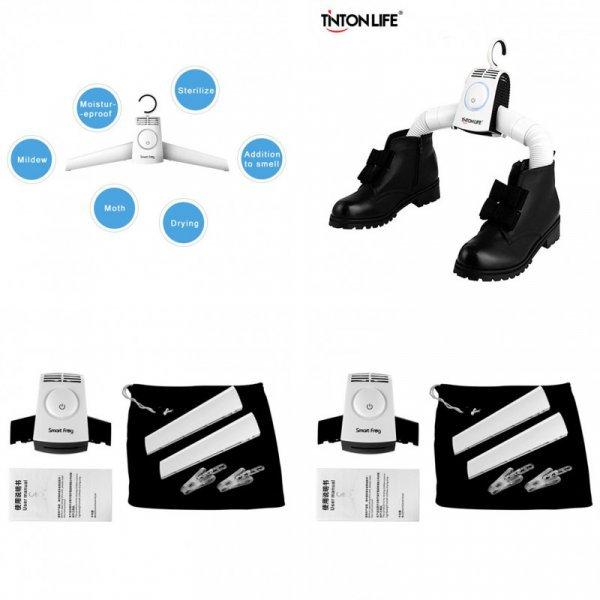 Складная  сушилка для одежды и обуви TINTON LIFE