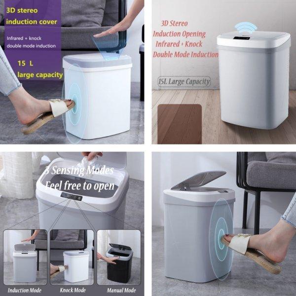 Умное мусорное ведро Konco (5 видов)