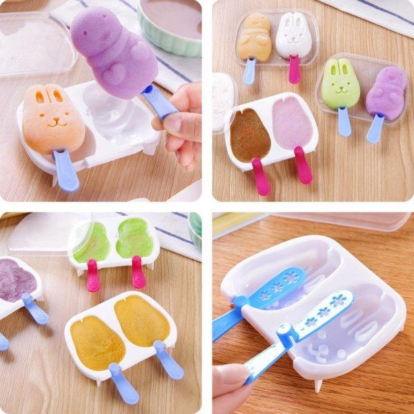 Формочки для мороженого ETya