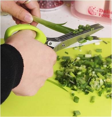 Кухонные ножницы от TEGONI (2 цвета)