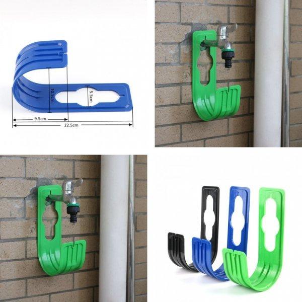 Настенный держатель для садового шланга  UP-CLOUD (2 шт)