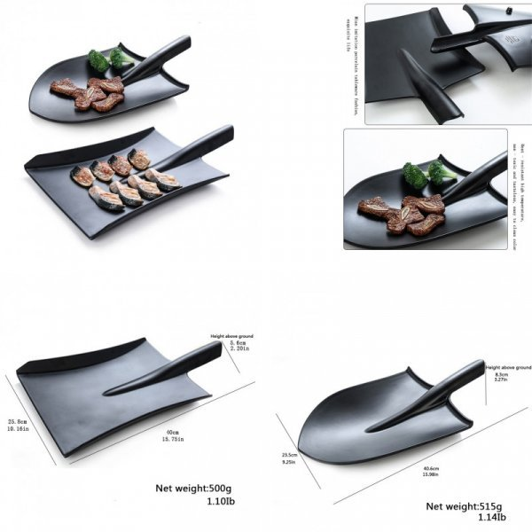 Сервировочные блюда от AIBODUO (2 вида)