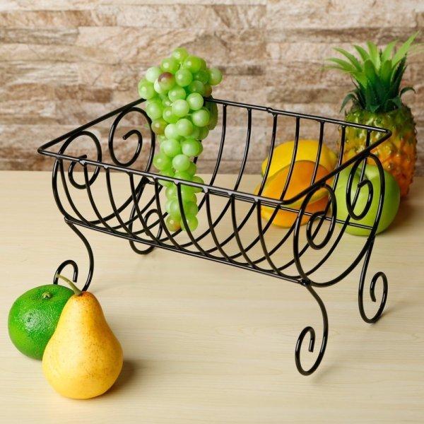 Кованая сушилка не только для посуды AMW