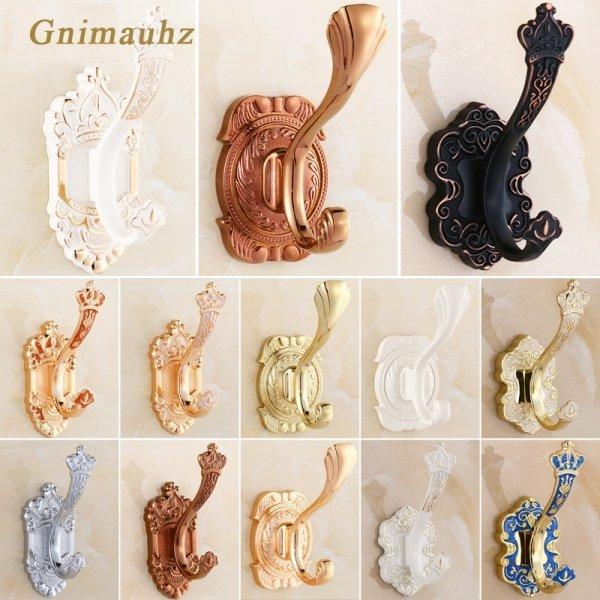 Металлический крючок для полотенец от GNIMAUHY (15 видов)