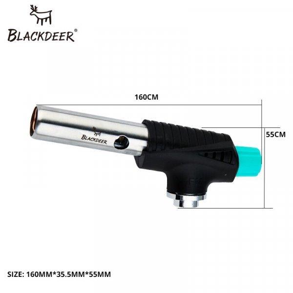 Газовая горелка для пайки и кемпинга BLACKDEER