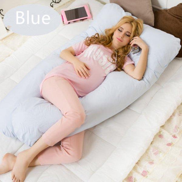 Удобная подушка для беременных SexeMara (6 цветов, 130*70 см)
