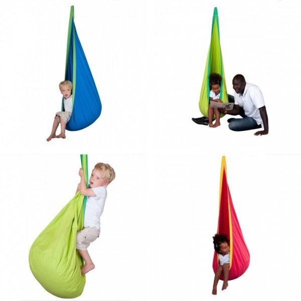 Красочный детский гамак от YONTREE (5 цветов)