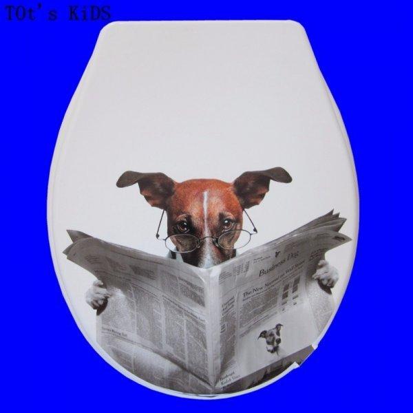 ХИТ! Стильное сиденье для унитаза с крышкой (5 принтов, 36.5*43.5 см)