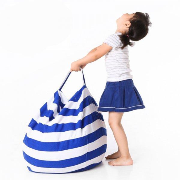 Большая сумка-пуфик от MAGIC WHALE (2 размета, 4 цвета)