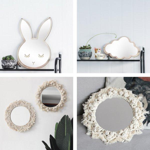 Декоративные зеркала от AIBOULLY (12 видов)