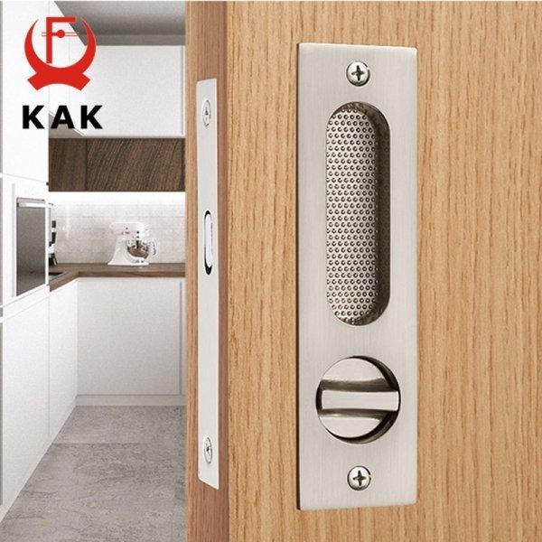 Ручки для раздвижных дверей KAK (толщина дверного полотна 35-45 мм)