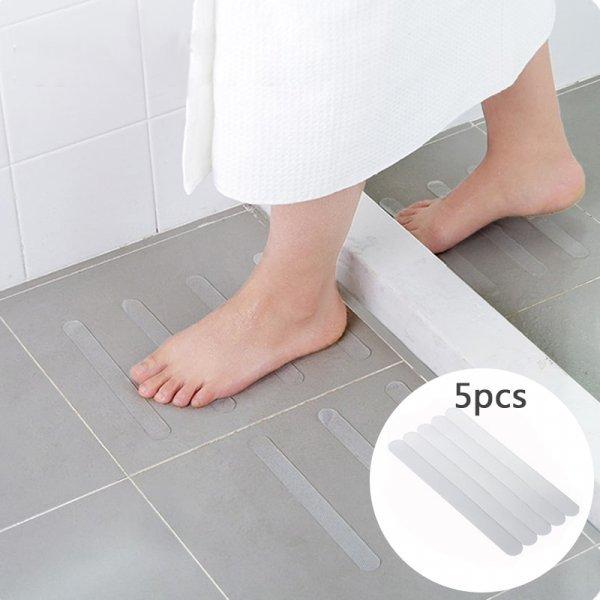 Противоскользящие полоски на пол ванной  Houseeker (5 шт)