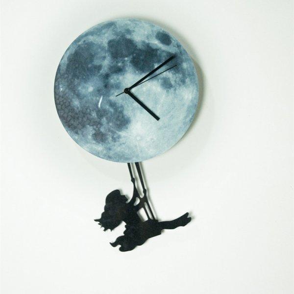Люминесцентные маятниковые часы от MAIDIN