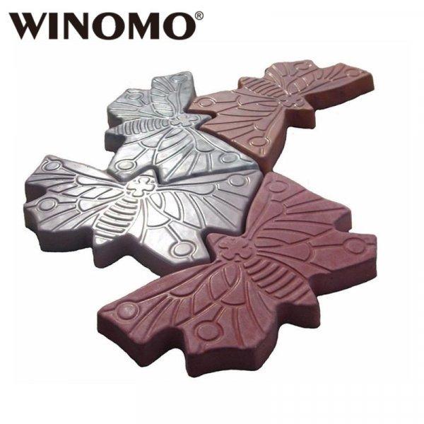 Пластиковая форма для плитки Бабочка от WINOMO