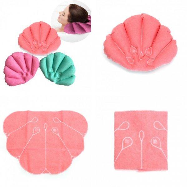 Подушка-ракушка для ванной от JETTING (3 цвета)