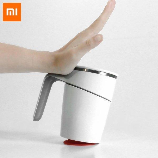 Крутая термокружка Xiaomi Fiu (470 мл)